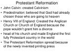 protestant reformation71