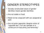 gender stereotypes6