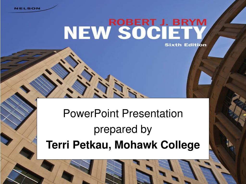 powerpoint presentation prepared by terri petkau mohawk college l.