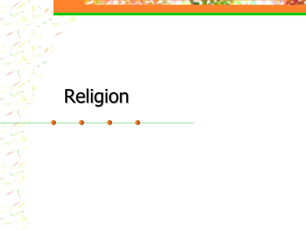 religion l.