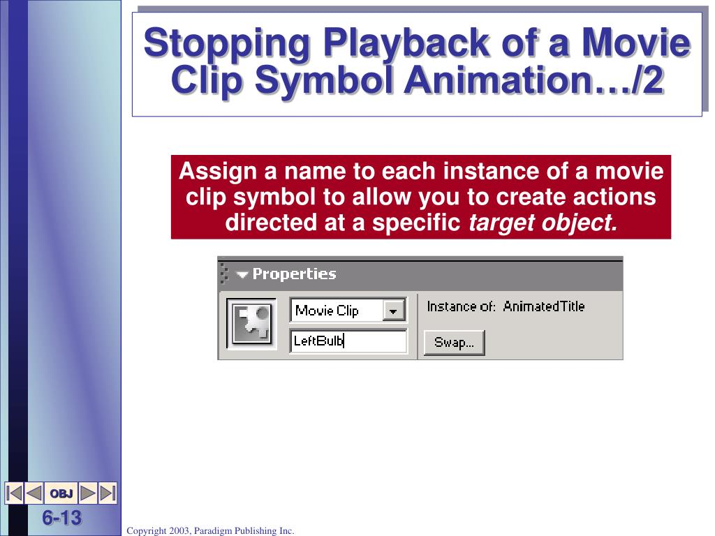 Stopping Playback of a Movie Clip Symbol Animation…/2