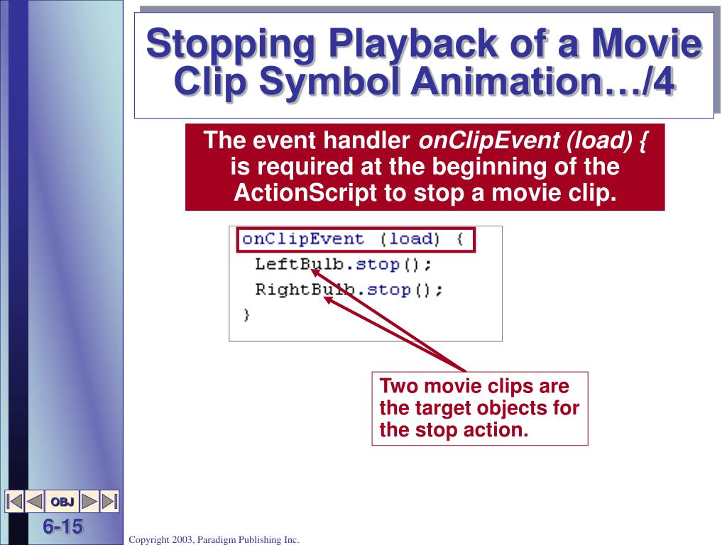 Stopping Playback of a Movie Clip Symbol Animation…/4