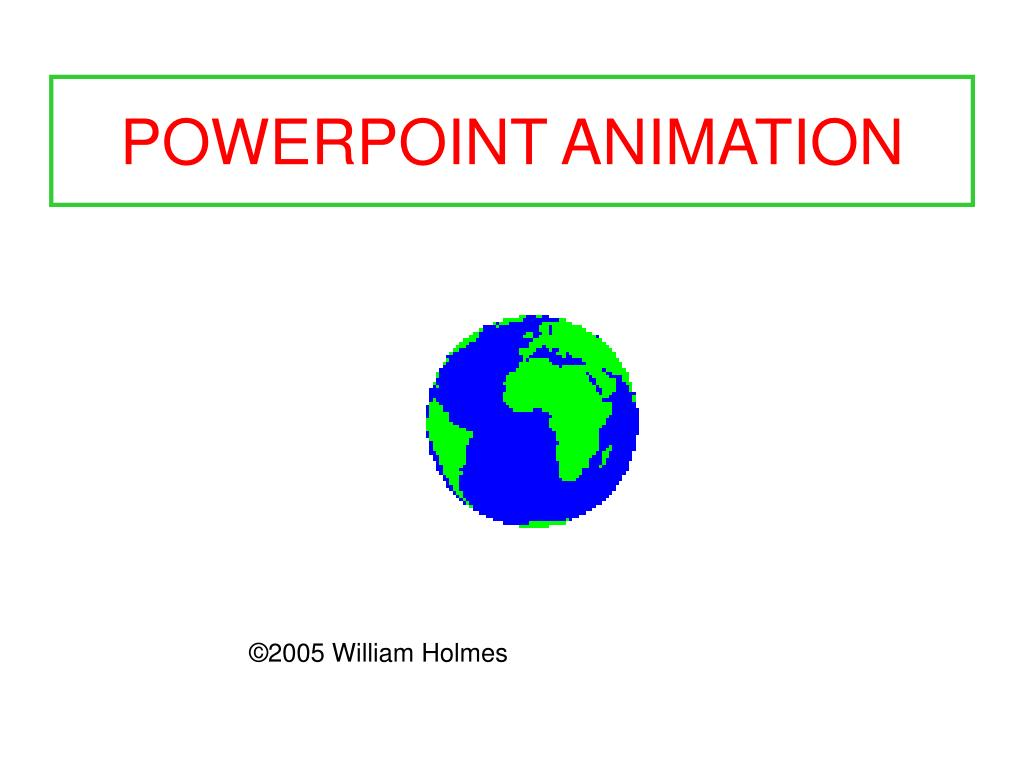 powerpoint animation l.