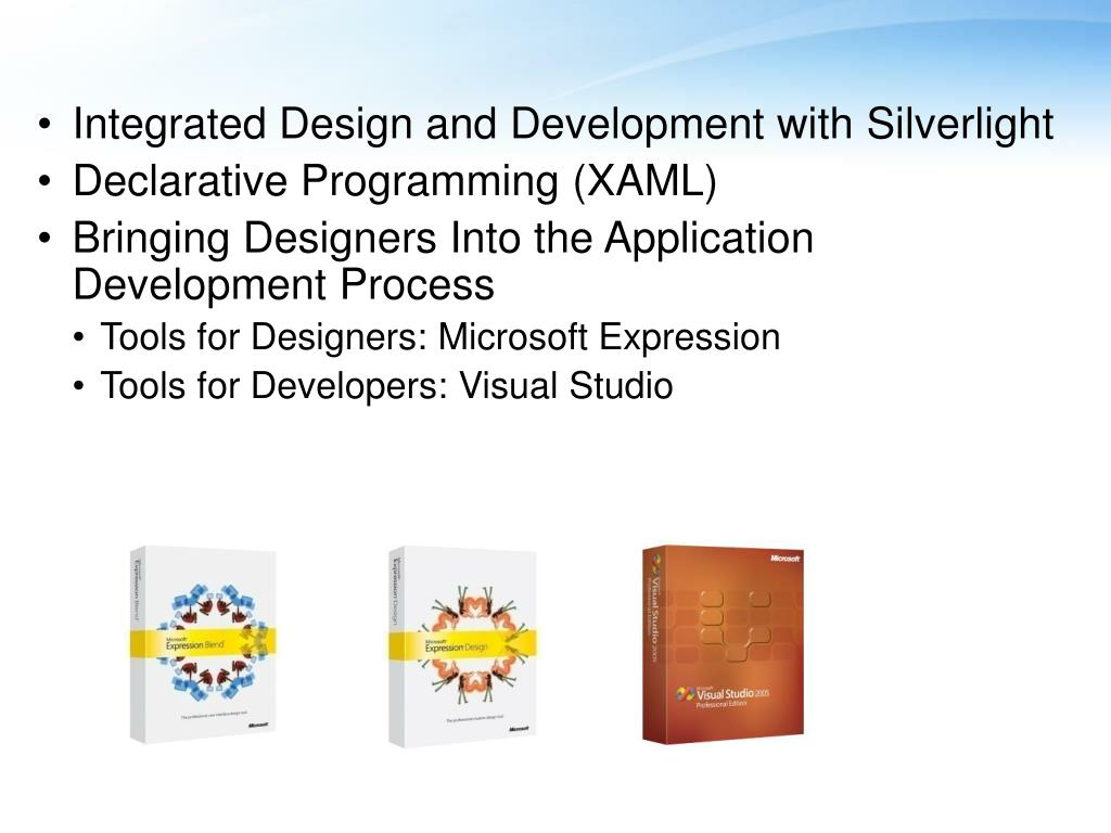 Integrated Design and Development with
