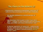 the vision for the network 5