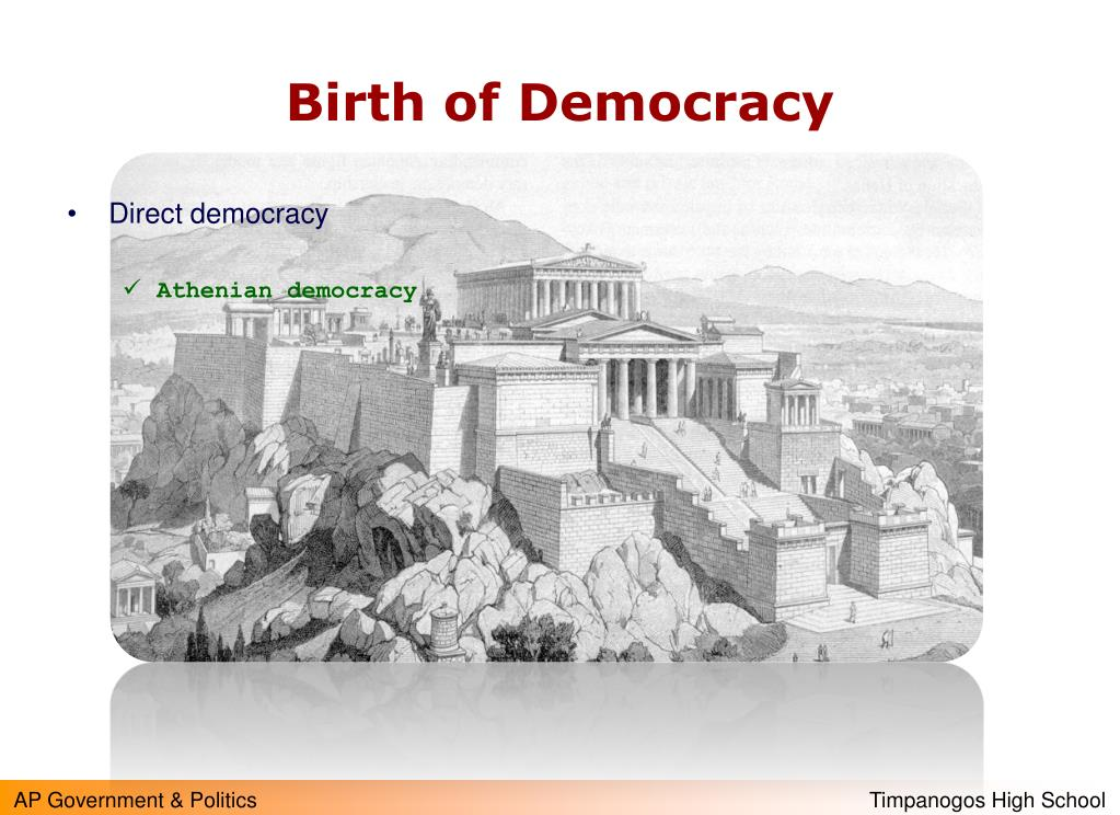 Birth of Democracy