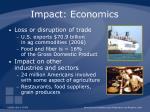 impact economics