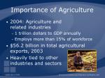 importance of agriculture9
