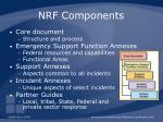nrf components