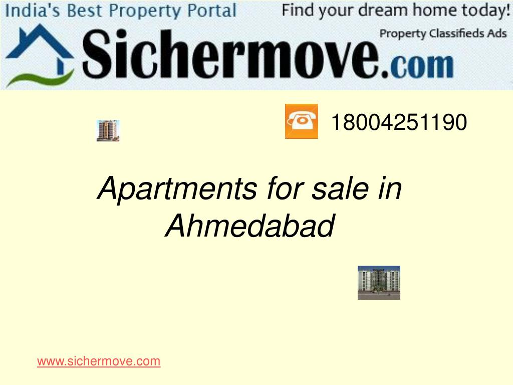 apartments for sale in ahmedabad l.