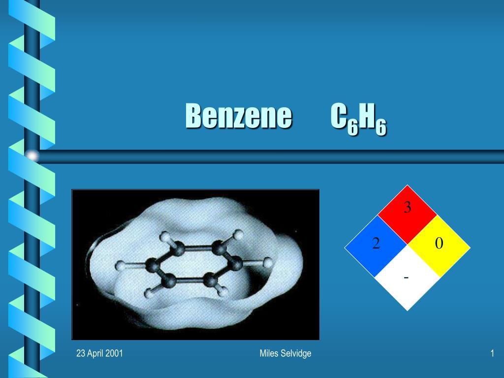 benzene c 6 h 6 l.