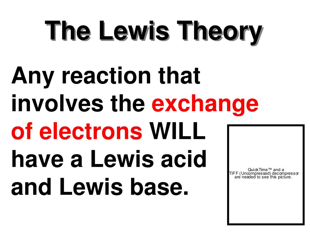 The Lewis Theory
