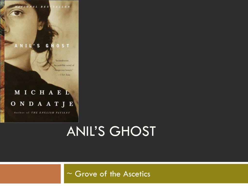 anil s ghost l.