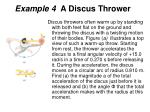 example 4 a discus thrower