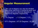 angular measurement4