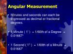 angular measurement5