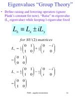 eigenvalues group theory14