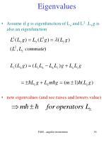 eigenvalues18