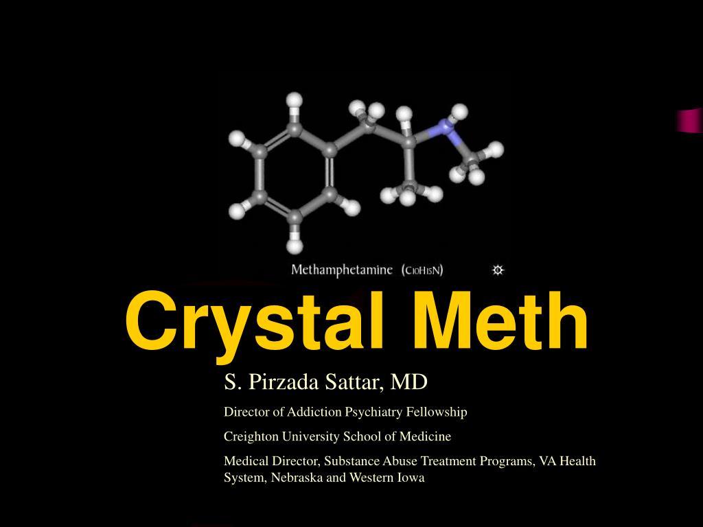 crystal meth l.