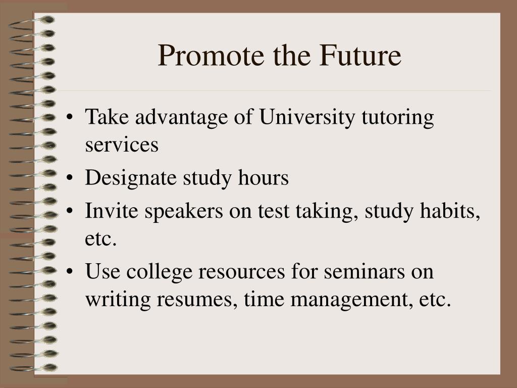Promote the Future