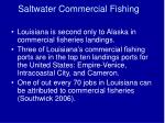 saltwater commercial fishing