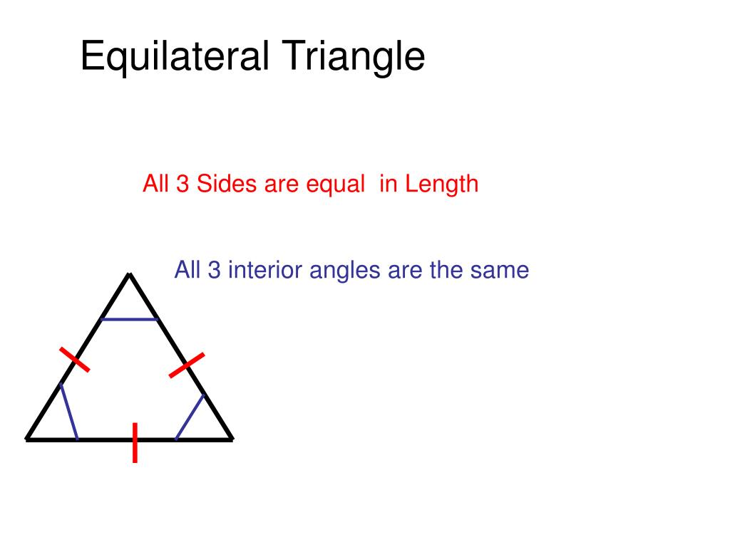 Equilateral Triangle