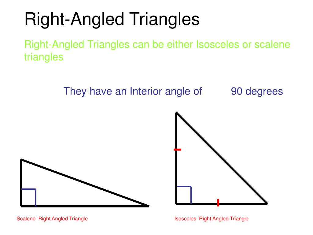 types of triangles - HD1024×768