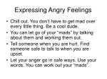 expressing angry feelings4
