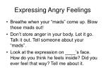 expressing angry feelings5