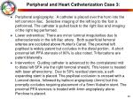 peripheral and heart catheterization case 328