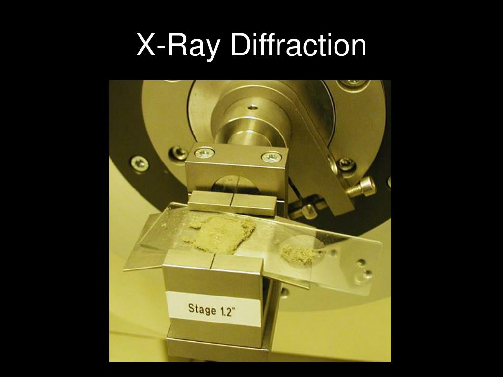 x ray diffraction l.