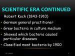 scientific era continued5