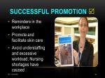 successful promotion33