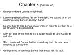chapter 3 continued30