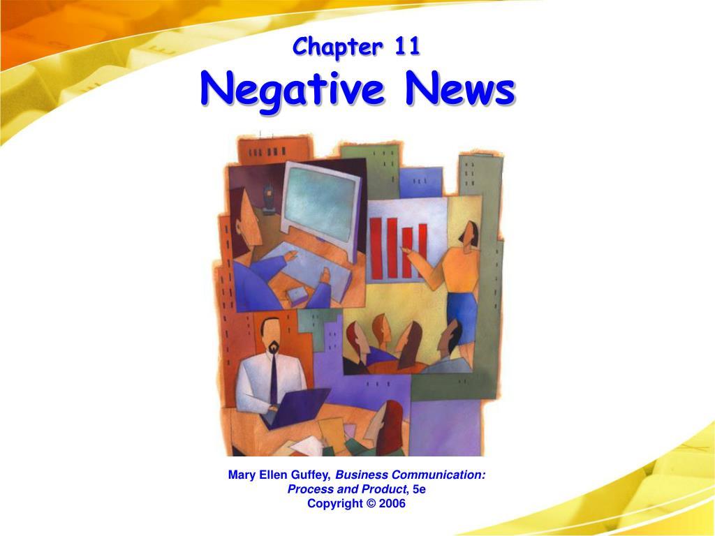 chapter 11 negative news l.
