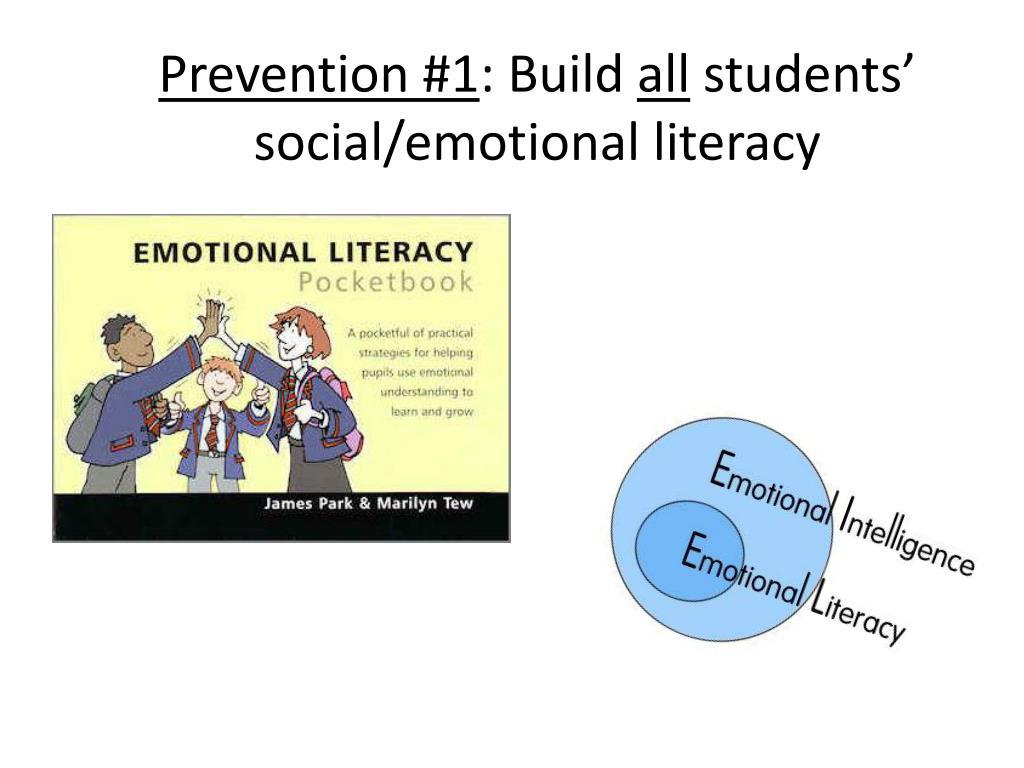 Prevention #1