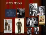 1920 s movies
