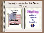 signage examples for non fiction13