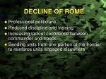decline of rome37