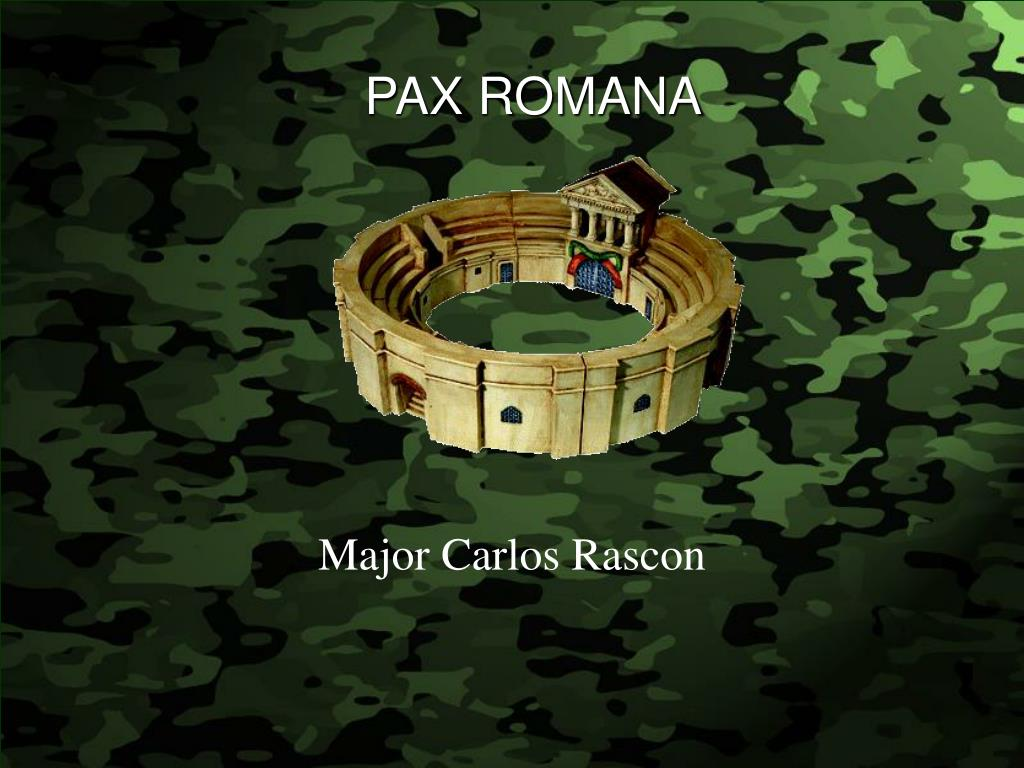 pax romana l.