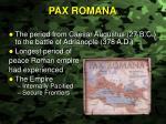 pax romana33