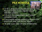 pax romana34