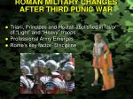 roman military changes after third punic war7