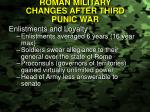 roman military changes after third punic war8