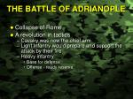 the battle of adrianople43