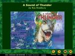 a sound of thunder by ray bradbury2