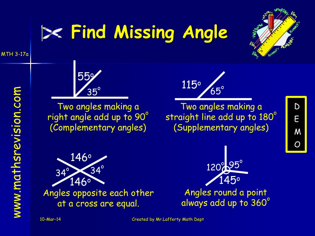 Find Missing Angle
