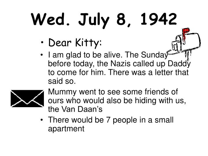 Wed. July 8, 1942