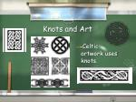 knots and art