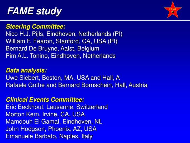 FAME study